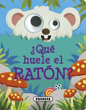 ¿QUÉ HUELE EL RATÓN?