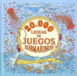 20.000 LEGUAS DE JUEGOS SUBMARINOS