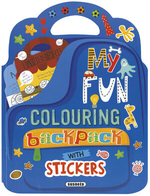 MY FUN COLOURING BACKPACK STICS3414004