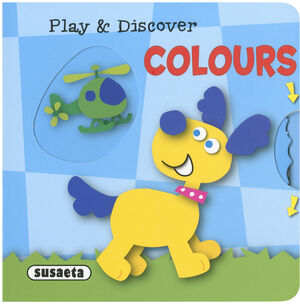 COLOURS   (PLAY AND DISCOVER) S2716001