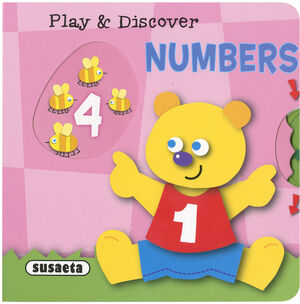 NUMBERS   (PLAY AND DISCOVER) S2716002