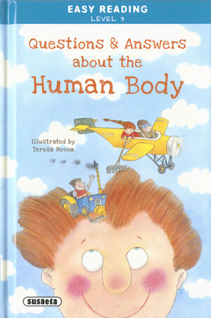 LEVEL 3 - QUESTIONS & ANSWERS ABOUT THE HUMAN BODY