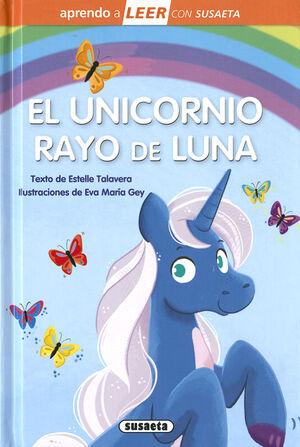 EL UNICORNIO RAYO DE LUNA