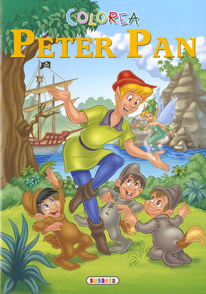 COLOREA PETER PAN