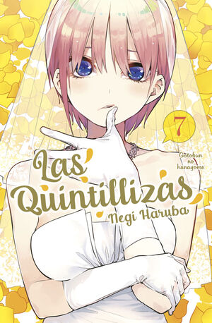 LAS QUINTILLIZAS 7
