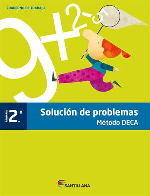 CUADERNO PROBLEMAS METODO DECA 2 PRIMARIA