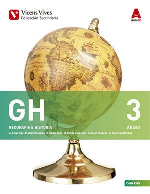 GH 3 (3.1-3.2H)+ GH 3 CANARIAS ANEXO