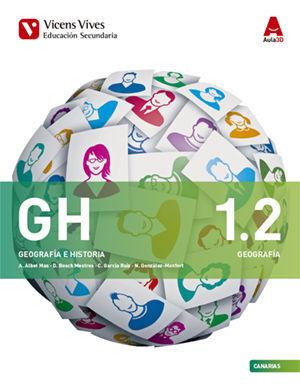 GH 1 (1.1-1.2 CANARIAS) GEOGRAFIA ESO AULA 3D