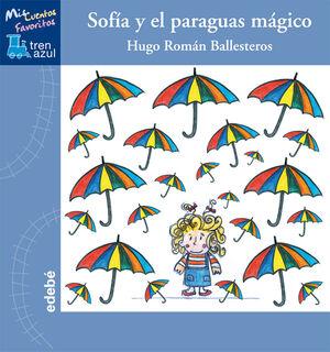 SOFÍA Y EL PARAGUAS MÁGICO (VERSIÓN CON LETRA MANUSCRITA)