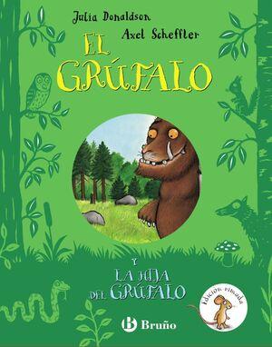 GRUFALO Y LA HIJA DEL GRUFALO,EL EDICION RIMADA
