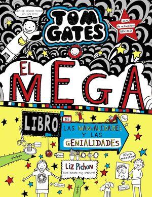 TOM GATES EL MEGALIBRO DE LAS MANUALIDADE