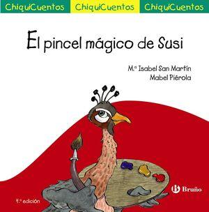 EL PINCEL MAGICO DE SUSI