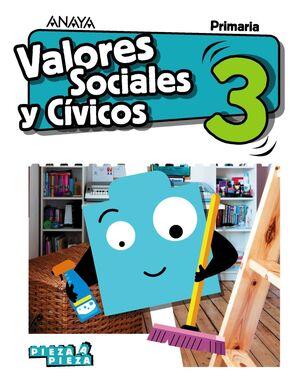 VALORES SOCIALES Y CÍVICOS 3.