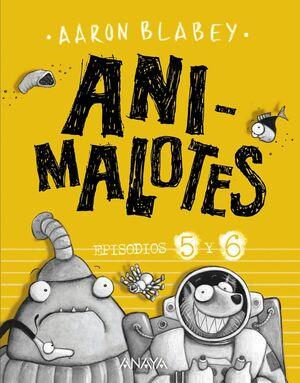 ANIMALOTES: FOLLON INTERGALACTICO / ALIENS CONTRA