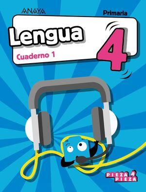LENGUA 4. CUADERNO 1.