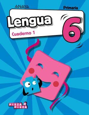 LENGUA 6. CUADERNO 1.