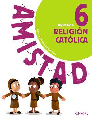 RELIGIÓN CATÓLICA 6.