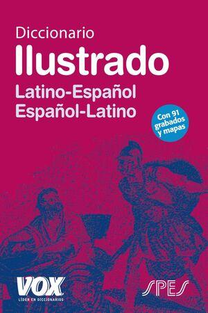 DICCIONARIO ILUSTRADO LATÍN. LATINO-ESPAÑOL/ ESPAÑOL-LATINO