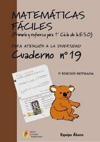 MATEMÁTICAS FÁCILES 19