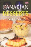 CANARIAN DESSERT AND CAKE