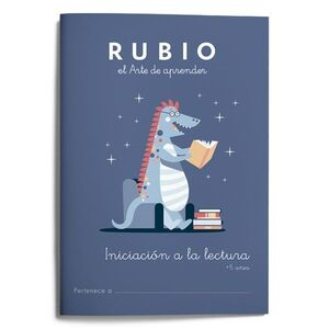 INICIACIÓN A LA LECTURA RUBIO +5