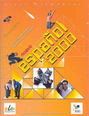ESPAÑOL 2000 ELEMENTAL SOLUCIONARIO