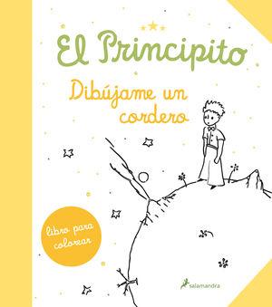 PRINCIPITO DIBUJAME UN CORDERO,EL