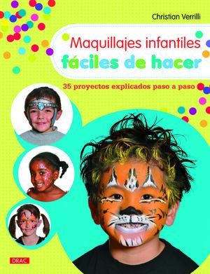 MAQUILLAJES INFANTILES FÁCILES DE HACER